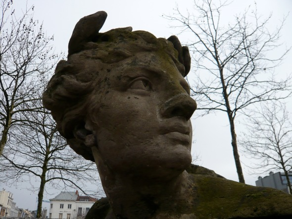 Bust: The Royal Museum of Fine Arts Antwerp