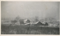 The family farm, 1930s/1940s.