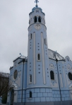 The Blue Church - The Church of St. Elisabeth, Bratislava