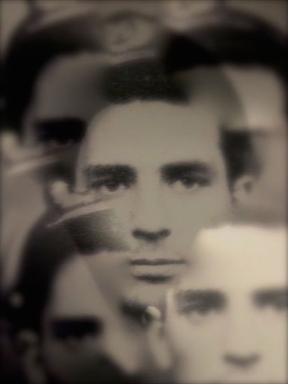 Kerouac collage